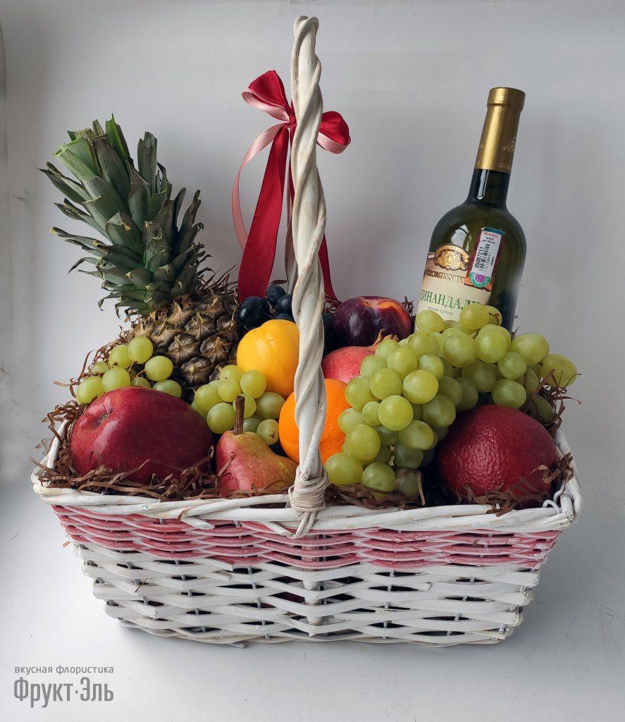 пригласили корзина с фруктами и вином в подарок своими руками фото волос это гарантия